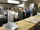 Ladies who made delicious fish dinner 03-12-2017